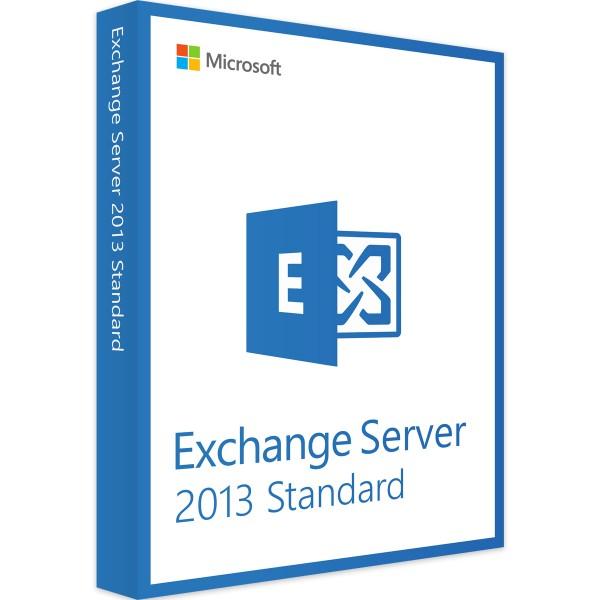 Microsoft Exchange Server 2013 Standard