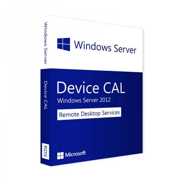 Windows Server 2012 RDS - 1 Device CAL