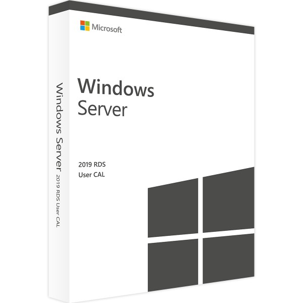 Windows Server 2019 RDS User CAL