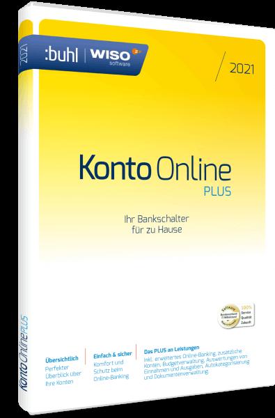 WISO Konto Online Plus 2021