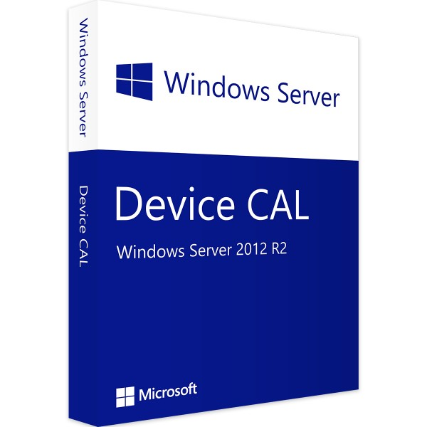 Windows Server 2012 R2 - 10 Device CALs