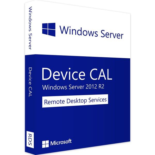 Windows Server 2012 R2 RDS 10 Device CALs