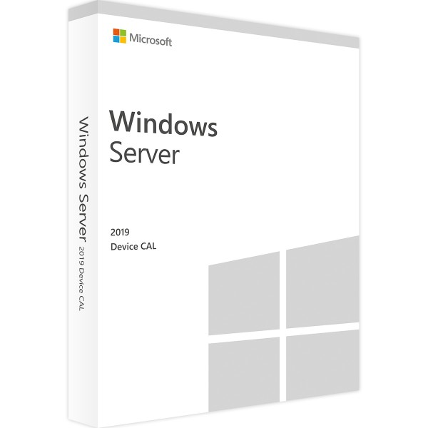 Windows Server 2019 - 1 Device CAL