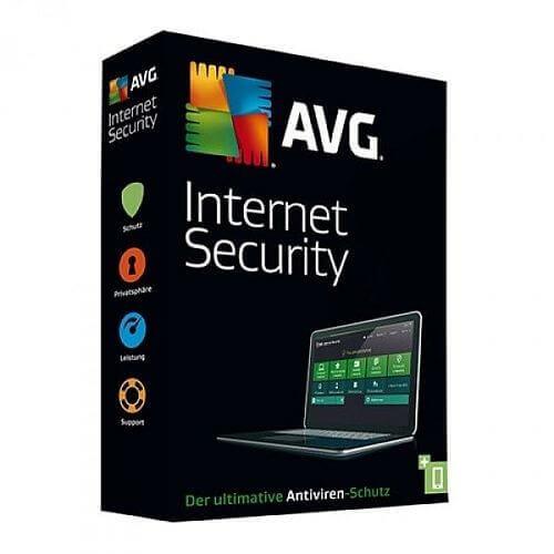 AVG Internet Security 2020